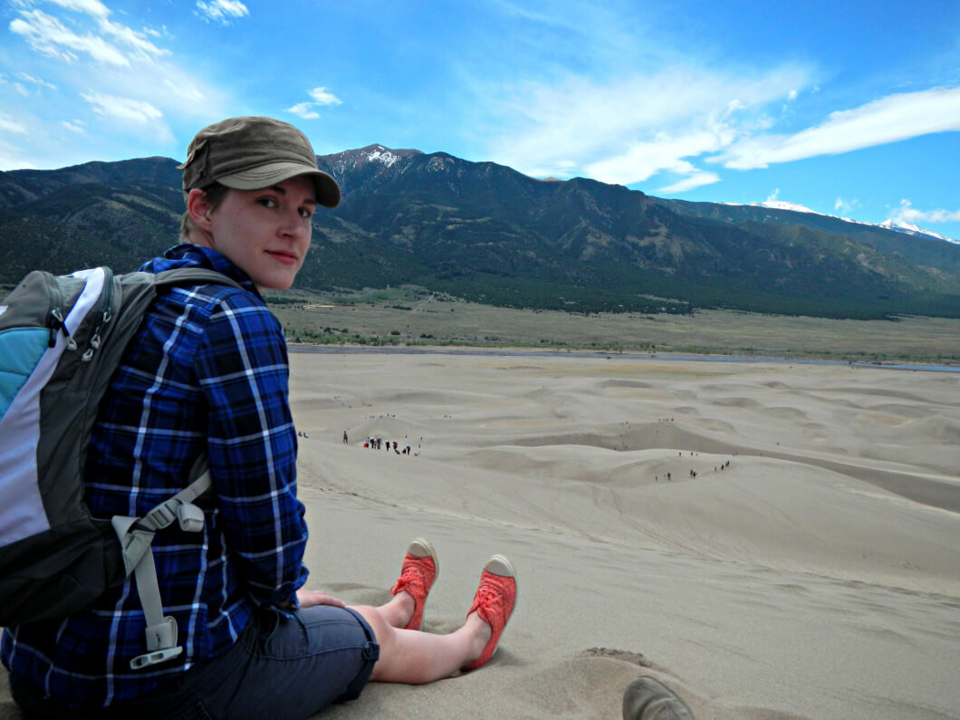 Hiking the Great Sand Dunes